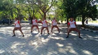 HL2J Dance Crew - Migos - Walk It Talk It - #HipHopFlavaIndo