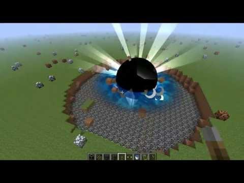 Minecraft - Obczaj Moda: UE: Atomic Science - Fulmination Generator,  Particle Accelerator