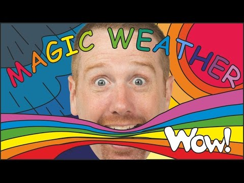 Magic Weather for Kids  English Stories from Steve and Maggie by Wow English TV  Learn English