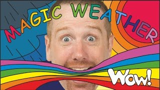 Magic Weather for Kids | English Stories from Steve and Maggie by Wow English TV | Learn English