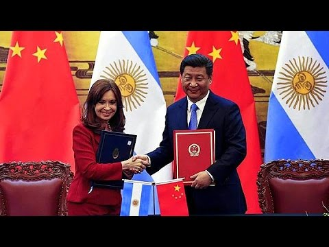 CFK meets China's Xi Jinping, signs deal on hydroelectric dams | News & Politics