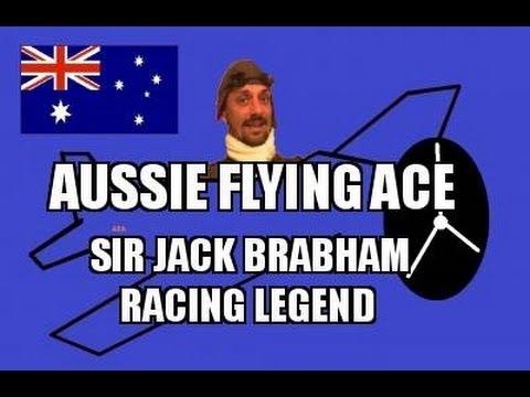 Sir Jack Brabham - Legendary Driver