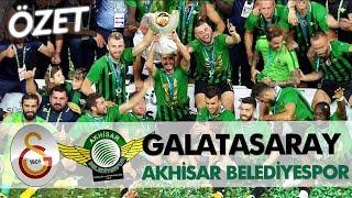 Galatasaray  Akhisarspor Sper Kupa 2018  Ma zeti