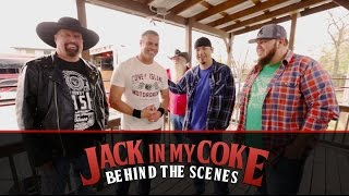 The Lacs - Jack In My Coke (feat. Montgomery Gentry) [Behind The Scenes]