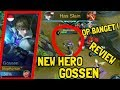 NEW HERO GOSSEN HOLY BLADE Assassin Gameplay ! | Mobile Legends Indonesia ! MP3