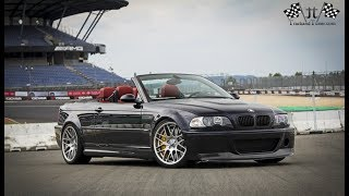 BMW M3 E46 Amazing w/ Carbon Airbox Amazing sound on the Nurburgring GP Track