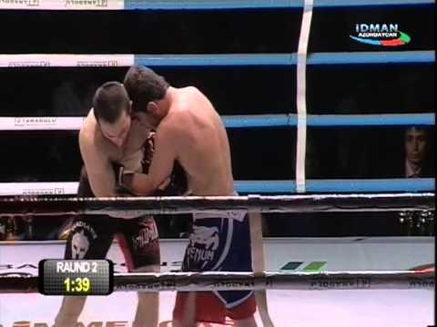 SABUHI GULIEV AZERBAIJAN VS RASUL ALIBEKOV BELGIUM