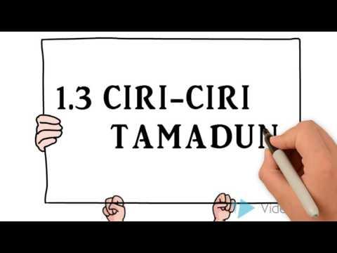peta konsep ciri ciri tamadun islam dan huraian • menerangkan konsep tamadun • menyatakan ciri-ciri tamadun lokasi tamadun awal pada peta tamadun islam dan perkembangannya.