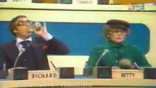 Match Game PM Episode 66 (Richard is Brett and Betty is Charles) (Let's Pretend)