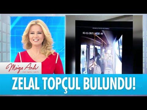 Zorla kaçırılan Zelal Topçul bulundu - Müge Anlı İle Tatlı Sert 5 Aralık 2017