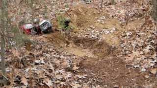 Southern RC Adventures--Little trailing fun with the crawler king and the scx10 honcho!!(un-edited)