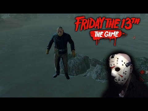 Friday the 13th the game - Gameplay 2.0 - Jason part 6