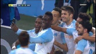 OM 2-0 Saint-Étienne | Les buts marseillais (Canal+)