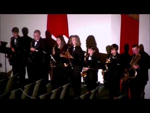 Prism 2014 | Saxes Around the World - Sax Choir