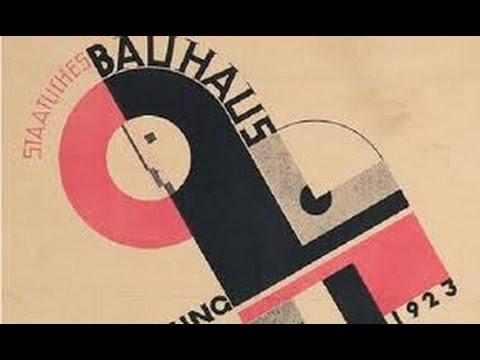Graphic Design History The Bauhaus Movement  Lyndacom