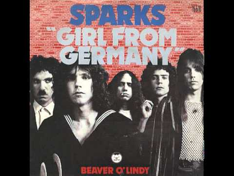 Sparks - Girl From Germany
