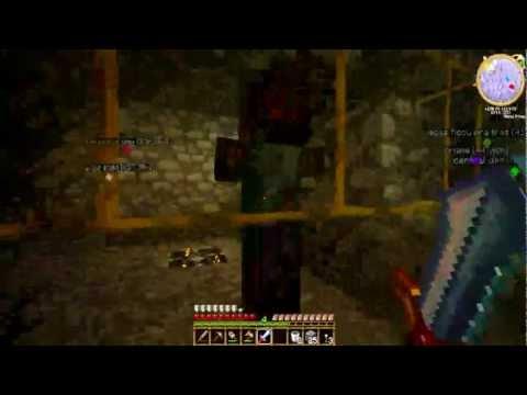 Minecraft Survival - S01E06 - Fazenda e Espada Encantada