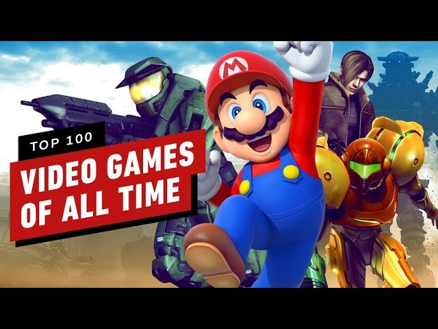 The 100 Best Games of All Time In 10 Minutes