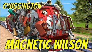 Chuggington - Funny Magnetic Wilson | Chuggington TV
