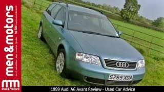 1999 Audi A6 Avant Review - Used Car Advice