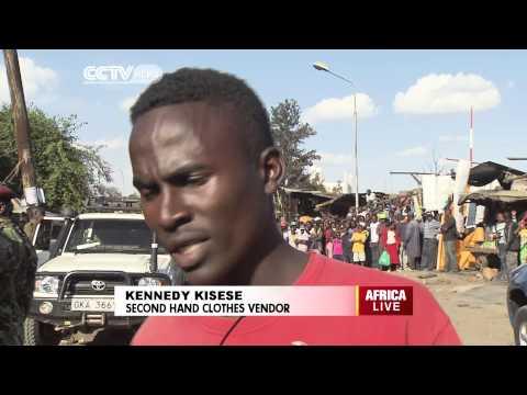 10 Killed in Twin Blasts Rock Kenyan Capital