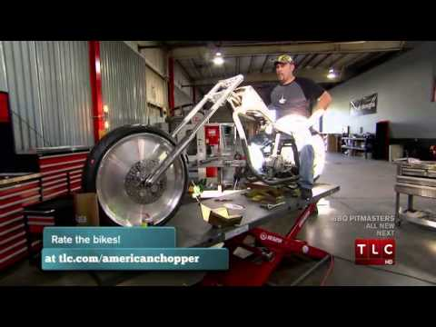 american chopper senior vs junior - s01e05 paul jr. designs bike part 1 (pjd bike)