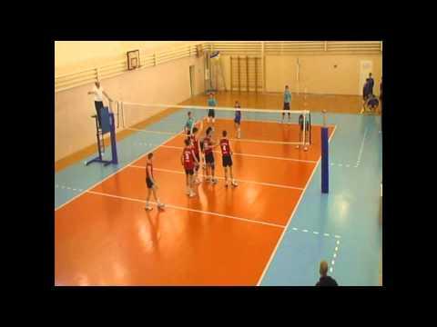 Первенство области по волейболу юноши 1997-98 г.р.ТЕМП-СДЮШОР