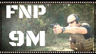 FNH FNP 9M 9mm Pistol Review (HD)