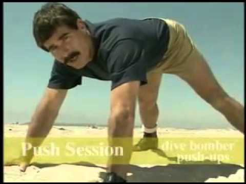 Navy Seal Workout Part 2 - Pull Ups, Push Ups & Dips Image 1