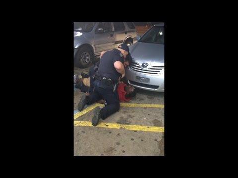 New video released of Alton Sterling shooting