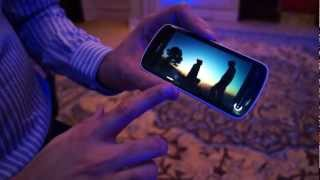 Nokia PureView 808 Hands-On Demo