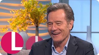 Brian Cranston Would Love to Do a Walter White Cameo in Better Call Saul | Lorraine