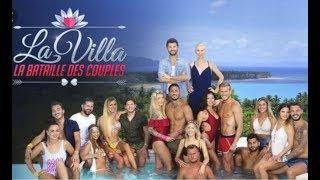 la villa la bataille des couples episode 25  du 17 aout 2018