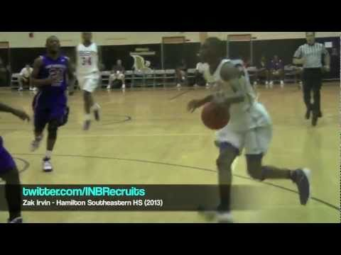 Michigan Commit Zak Irvin Highlight Mixtape