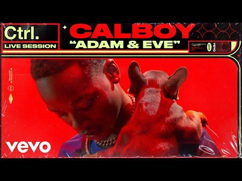 "Calboy - ""Adam & Eve"" Live Session | Vevo Ctrl"