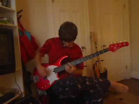 Victor Wooten - The Lesson - Bass Cover (2nd Version) video