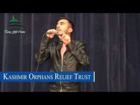 Milad Raza Qadi - Kort Charity Dinner [keighley] 2013 video