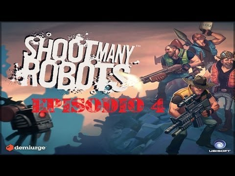 "Shoot Many Robots ""Una buena romeria"""