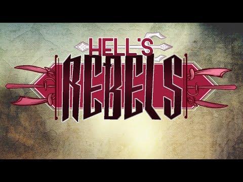 Hells Rebels Ep 14: Lucky Bones