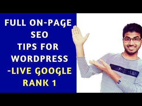 Live SEO - Google Rank 1 with 100% proof | SEO & Blogging Tips, Tricks  by Okey Ravi
