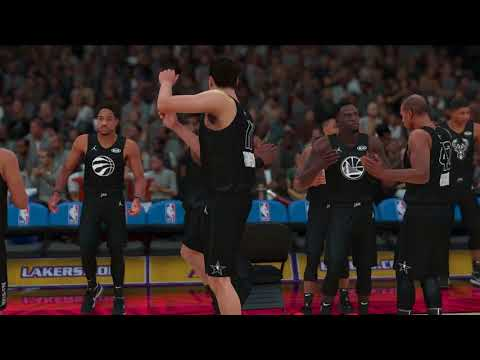 NBA 2K18 All-Star Game Trailer