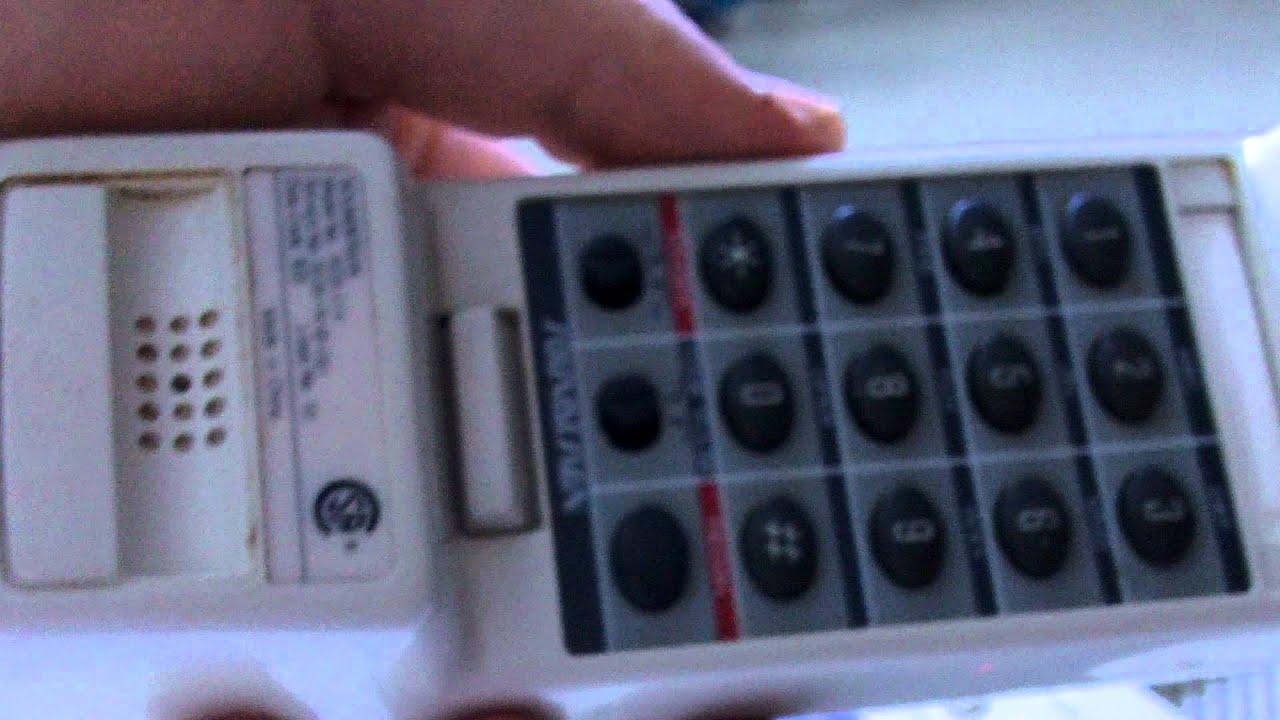 soundesign phone radio alarm clock combo detail youtube. Black Bedroom Furniture Sets. Home Design Ideas