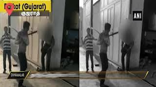 shocking  Video  : Dalit man beaten to death