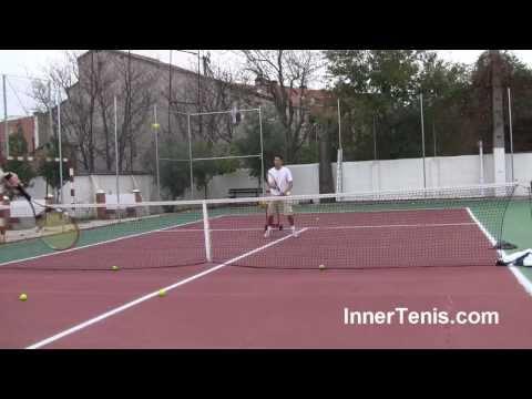 Ejercicios De Tenis Para Entrenar La Volea - Clases De Tenis