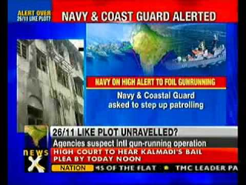 Navy on alert after intercepting arms drop phone call   Newsx...