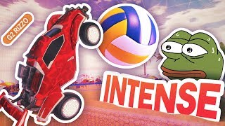 THE MOST INTENSE GAMEMODE IN ROCKET LEAGUE