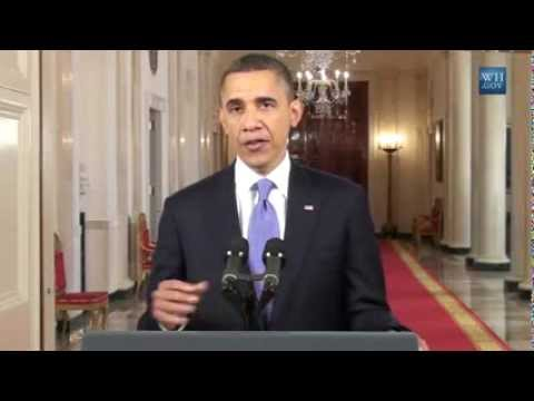 President Obama On Health Care Decision