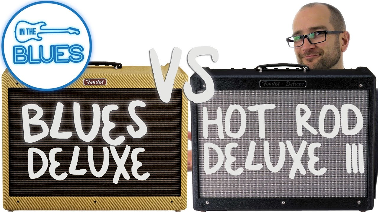Fender Hot Rod Deluxe Settings vs Fender Hot Rod Deluxe