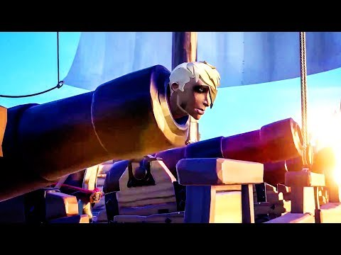 SEA OF THIEVES Human Cannonball Trailer (2018)