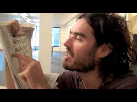 Oscar Pistorius: Is Trial Just A Freak Show? Russell Brand The Trews (E11)